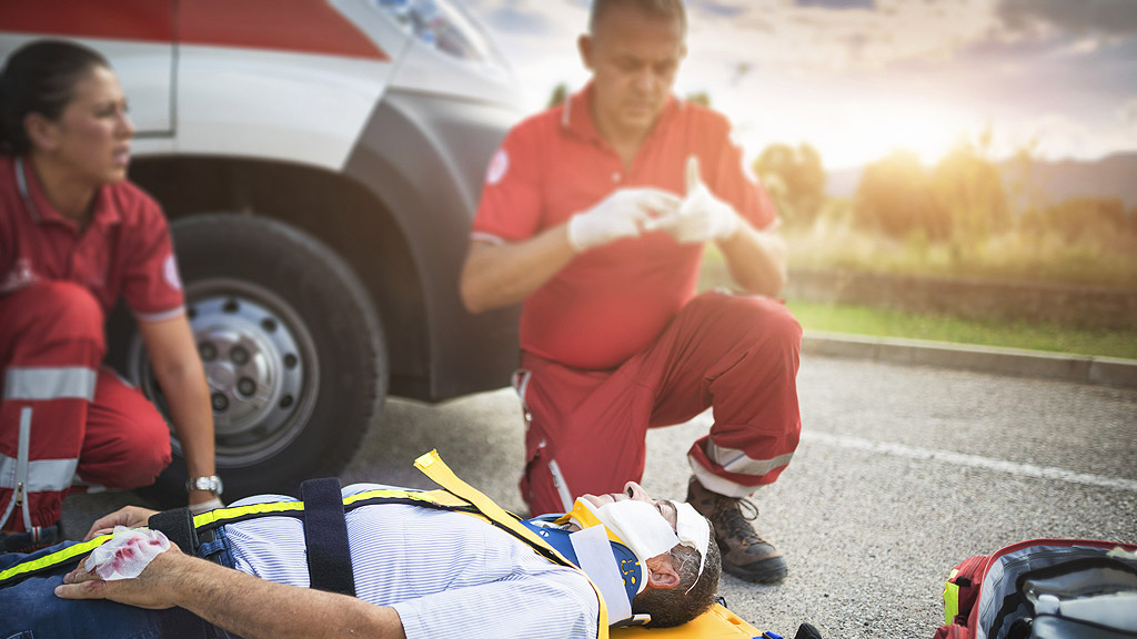 Jak dostać odszkodowanie za potrącenie na ulicy w Anglii