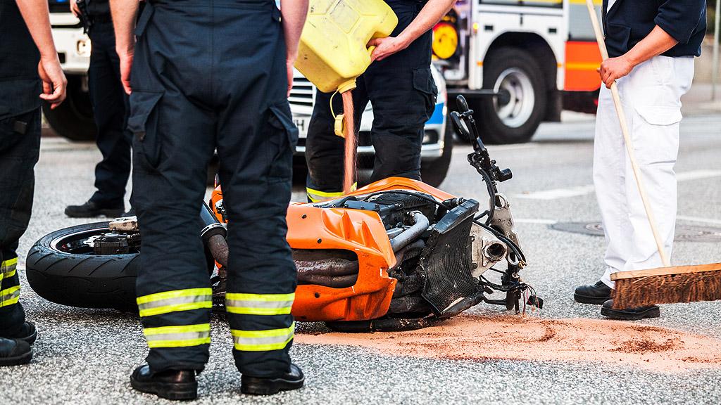 Jak dostać odszkodowanie za wypadek na motorze w Anglii